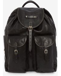 Alexander McQueen - Small Hiking Backpack - Lyst