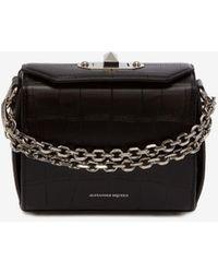 Alexander McQueen | Box Bag 16 | Lyst