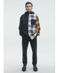 Alexander Wang - Denim Trouser - Lyst