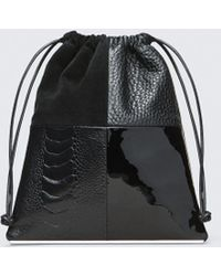 Alexander Wang - Ryan Mini Dustbag - Lyst