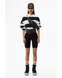 Alexander Wang - Bodycon Bike Shorts - Lyst