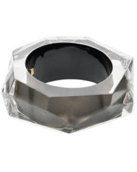 Alexis Bittar - Faceted Bangle Bracelet You Might Also Like - Lyst