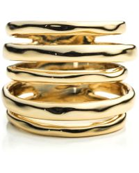 Alexis Bittar - Liquid Gold Layered Ring You Might Also Like - Lyst