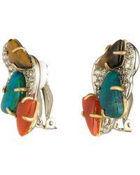 Alexis Bittar - Roxbury Cluster Clip Earring - Lyst