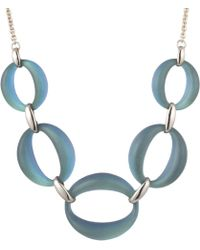 Alexis Bittar - Large Link Necklace - Lyst