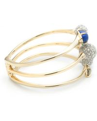 Alexis Bittar - Crystal Encrusted Orbiting Sphere Hinge Bracelet You Might Also Like - Lyst