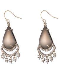 Alexis Bittar - Crystal Chandelier Earrings - Lyst
