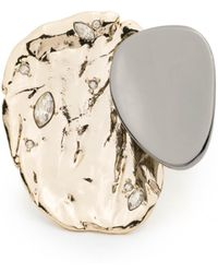 Alexis Bittar | Textured Multi Level Ring You Might Also Like | Lyst