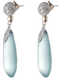 Alexis Bittar | Crystal Encrusted Dangling Lucite Post Earring You Might Also Like | Lyst