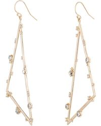 Alexis Bittar - Satellite Crystal Wire Earring You Might Also Like - Lyst
