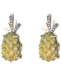 Alexis Bittar - Pineapple Clip Earring You Might Also Like - Lyst