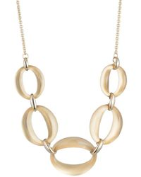 Alexis Bittar - Large Lucite Link Necklace You Might Also Like - Lyst
