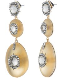 Alexis Bittar - Triple Lucite Drop Earring You Might Also Like - Lyst