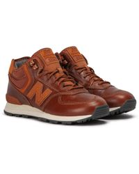 2074d39d0ce245 Lyst - Men s New Balance High-top sneakers On Sale
