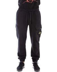 Stone Island - Cargo Fleece Pants - Lyst