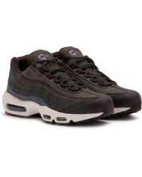 "Nike - Nike Air Max 95 Premium ""wool Retro Sequoia Pack"" - Lyst"
