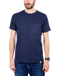Norse Projects - Niels Pocket T-shirt - Lyst