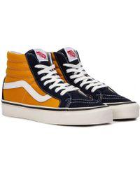 bd0e1f084d9 Lyst - Vans Sk8-hi 38 Dx Anaheim Factory Sneaker for Men