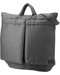 Porter - Tanker 2 Way Helmet Bag - Lyst
