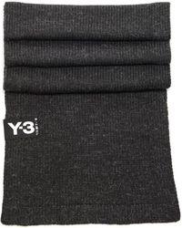 Y-3 - Badge Scarf - Lyst
