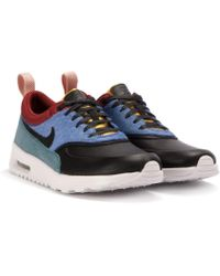 "Nike - Nike Wmns Air Max Thea Prm ""multicolor Pony Fur Pack"" - Lyst"