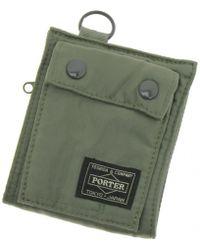 Porter - Tanker Wallet - Lyst