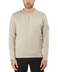 Stone Island - Ghost Sweater - Lyst