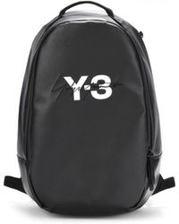 Y-3 - Logo Backpack - Lyst