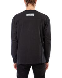 Stone Island Shadow Project - Stone Island Reflective Longsleeve - Lyst