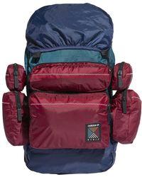 Lyst - adidas Originals Atric Backpack Large Noble Indigo in Blue ... c013bab8867dc