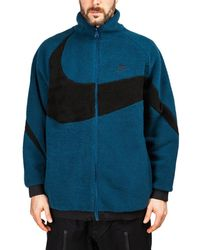 Nike - Nike Nsw Reversible Swoosh Fullzip - Lyst