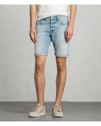 AllSaints - Intro Switch Shorts - Lyst