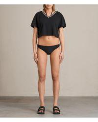 AllSaints | Sofia Bikini Bottom | Lyst