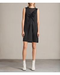 AllSaints - Nuri Dress - Lyst