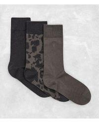 AllSaints - Montauld Sock 3 Pack - Lyst