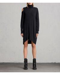 AllSaints - Cecily Dress - Lyst