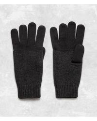 AllSaints - Yukon Gloves - Lyst