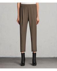 AllSaints - Aleida Trousers - Lyst
