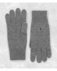 AllSaints - Klymore Gloves - Lyst