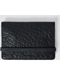 AllSaints - Paradise Leather Cardholder - Lyst