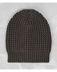 AllSaints - Rok Beanie Hat - Lyst