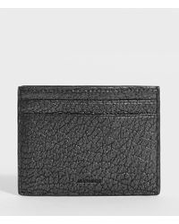 AllSaints - Fetch Card Case - Lyst