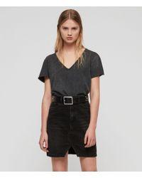 AllSaints - Emelyn Budan T-shirt - Lyst