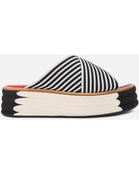 PS by Paul Smith - Debra Flatform Mules - Lyst