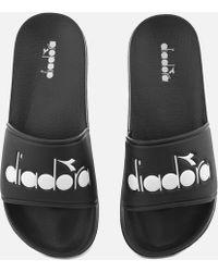 Diadora - Serifos '90s Slide Sandals - Lyst