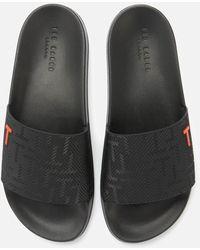 Ted Baker Mastal Slide Sandals