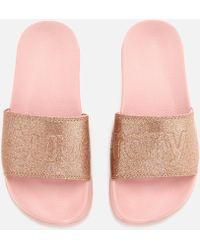Superdry - Pool Slide Sandals - Lyst