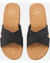 UGG - Seaside Slide Sandals - Lyst