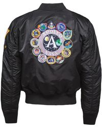 Alpha Industries - Apollo Ma-1 Flight Jacket - Lyst