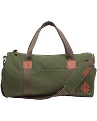 Alternative Apparel - Basic Cotton Barrel Duffel Bag - Lyst